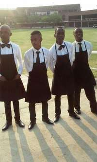 Image of Hire our waiting staff