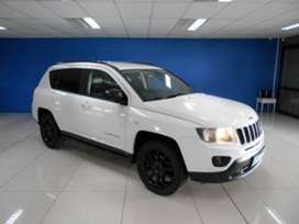 2013 Jeep Compass Limited 2.0i M/T