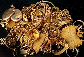 Mobile Gold buyer!! We Come to You