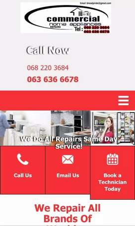 Appliance Repairs And Services 24 Hrs