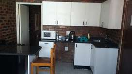 1 Bedroom fully furnished + DSTV + Cleaning+Pool+Wifi