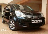 Nissan Note Black fully loaded 0
