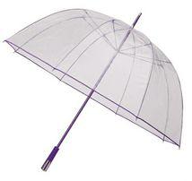 Зонт-трость Impliva прозрачный