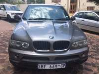 Image of 2005 BMW X5 3.0 D Sportpack