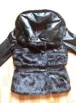 Кожаная курточка XS—S из Америки