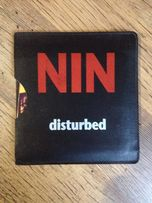 Nine Inch Nails (NIN) - Disturbed ФИРМЕННЫЙ (made in France)