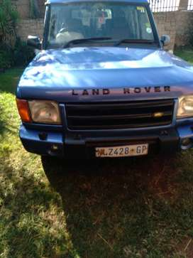 Discovery 2 TD5 For sale R75 000 neg