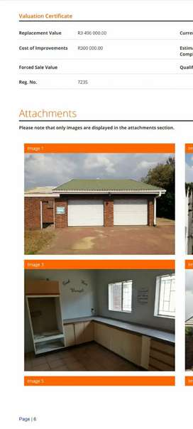 House for sale in Ben fleur  suburb witbank .