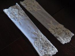 """Свадебные перчатки, купленные в салоне """"Love Story"""""""