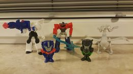 Zestaw zabawek z filmu Transformers