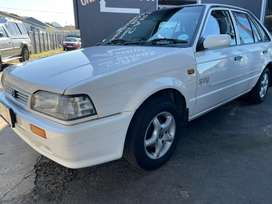 323 Mazda  Sting  1.3 , 5speed with mags
