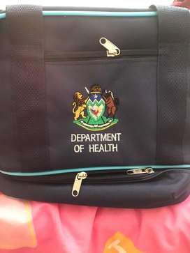 Nurses bags and backpack