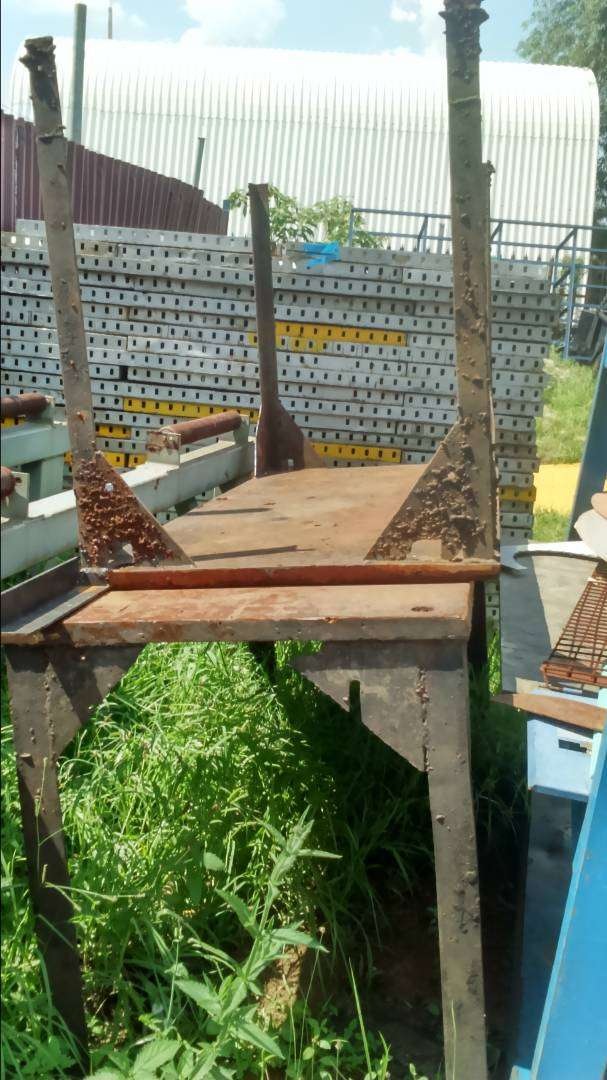 Steel tables for sale 0