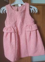 Sukienka wizytowa LC Waikiki 74-80,Sweterek Reserved