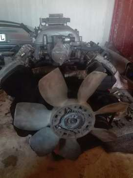 Parts Sale, Engine and Gearbox