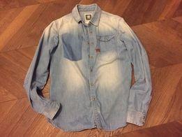 Koszula jeansowa g-star r M okazja