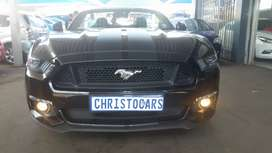 2017 MODEL FORD MUSTANG AUTOMATIC 3.2 ENGINE CAPACITY