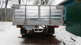 Продам одноосный прицеп до мини трактора