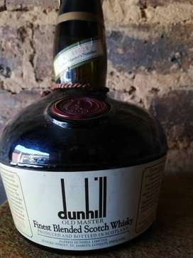 DUNHILL OLD MASTER (WHISKY)