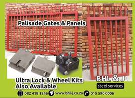 PALISADE PRODUCTS AND GATES
