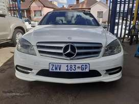 2011 Mercedes Benz (C180) Automatic with Service Book
