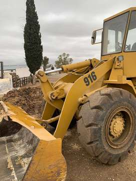 CAT FrontLoader Machine for sale