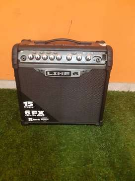 Line 6 Spider III Guitar Amp with Cables