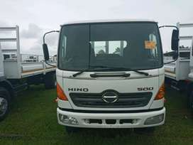 **Investment deal**HINO 500 15:17 DROPSIDE