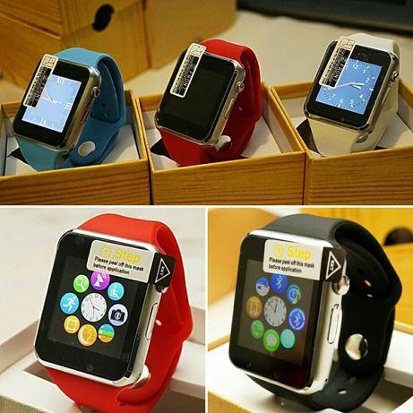Смарт часы телефон А1. Новый в наличии. Розница, Опт, Дроп. Чернигов - изображение 2