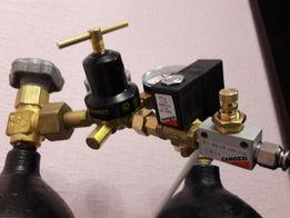 Аквариумная система со2 балонная углекислотная диффузор атомайзер