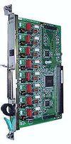 Panasonic KX-TDA0180б.у.. Плата 8 внешних аналоговых (СО) линий для TD