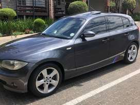 2006 BMW 1 SERIES 130I AUTO 5 DOOR NOT NEGOTIABLE