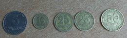 Набор монет 1992 Украина