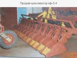 Культиватор фрезерный КФ 5.4