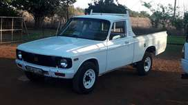 Isuzu KBD20 Diesel. 1980 Model. This bakkie could be a collectors item