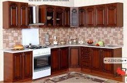 Кухни от производителя Оля 2.0м.-2.6м. и посекционно.