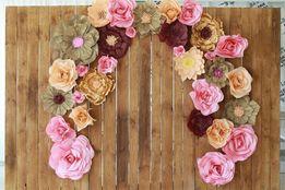 фотозона декор праздника свадьбы