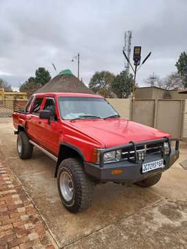 7M engine, 24 Valve, 4X4, 100%, license to date, very good condition