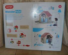 Foldable PLAYHOUSE for kids 2 plus years