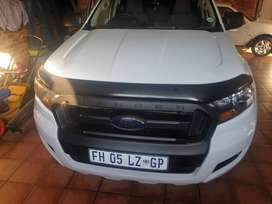 Ford Ranger double cab 2.2xl 4x4
