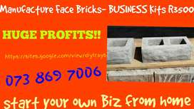 Blocks making Business for sale R3500