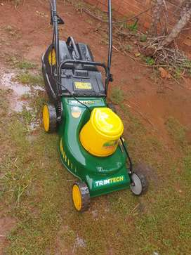 Trimtech electric lawnmower