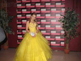 Пышное платье для настоящей принцессы