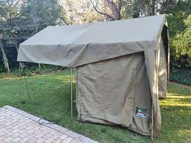 Junior Bush Camper cavas frame tent