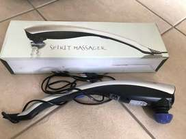 2 Massagers for the price of 1 - good for muscle tension relief.