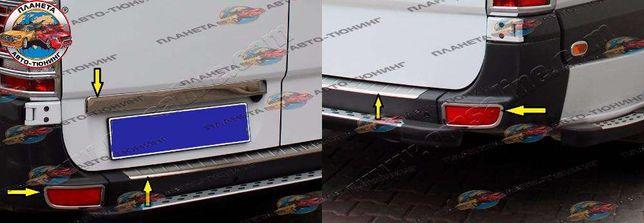 Хром - пакеты Sprinter 906/315 Хром накладки Спринтер 901/313 Винница - изображение 7