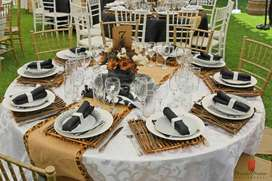 Traditional Wedding Package from R10000 (80 guests)