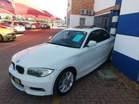 2013 BMW 1 Series 120d Coupe Sport A/t
