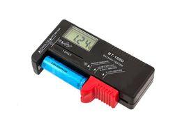 Cyfrowy tester baterii AA, AAA 9V i inne