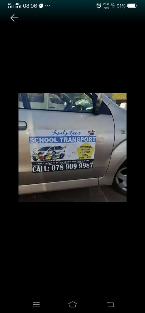 School transport 0